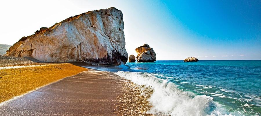 playa platja de afrodita chipre xipre
