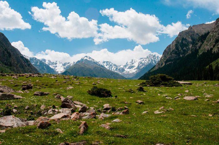 Kirguistán. Colores Kirguises