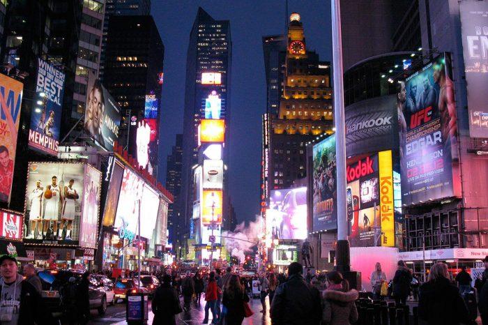 EEUU – Año Nuevo Neoyorkino