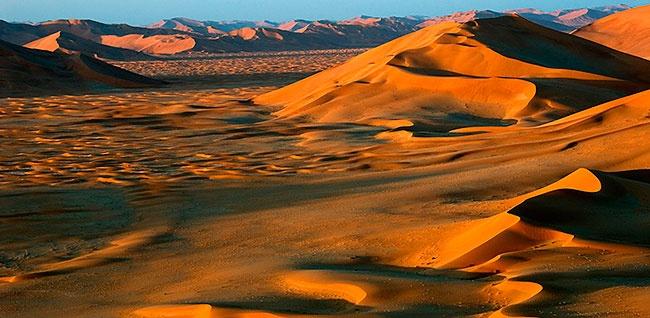Omán – Desierto de Rub' Al Khali
