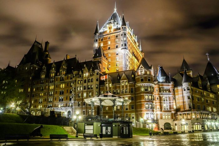Canadá y Niágara – Invierno Canadiense