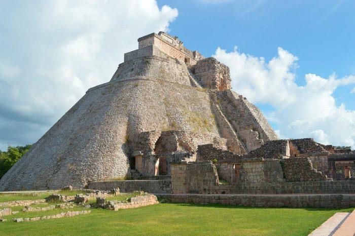 México y Guatemala – Templos Mayas
