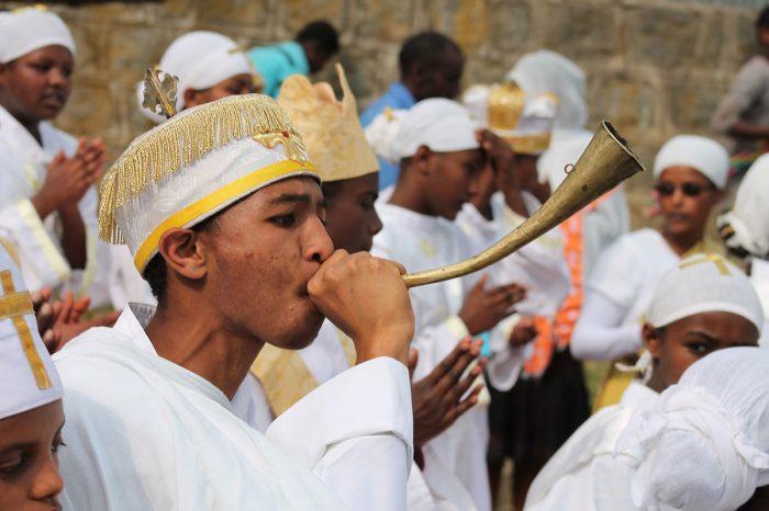 Etiopía – El Timkat