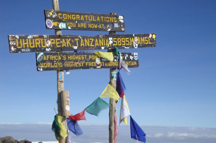 Tanzania – Kilimanjaro Ruta Machame