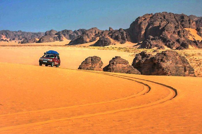 Argelia Sur – La Tadrart y el Erg Admer