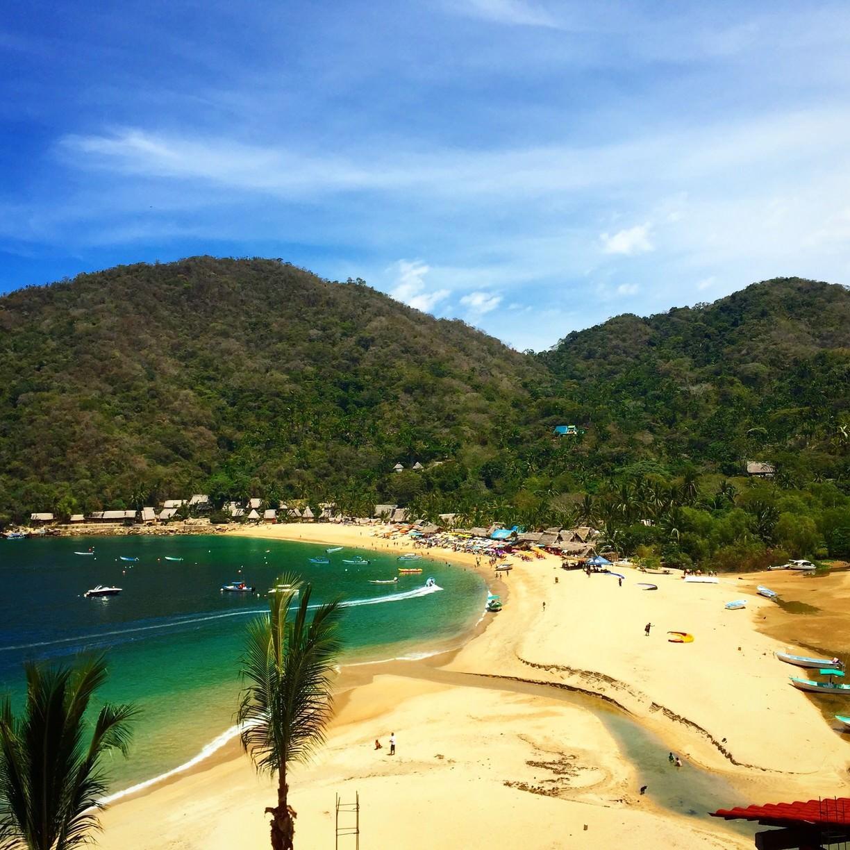 mexico playa platja yelapa jalisco guadalajara acapulco